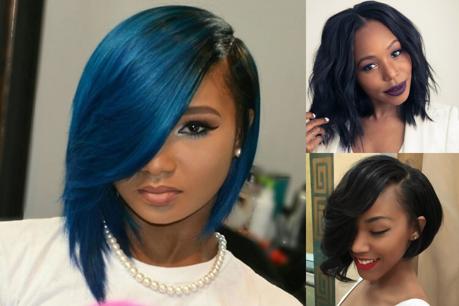 Free Short Bob Hairstyle For Black Women Hair Color Ideas Wallpaper