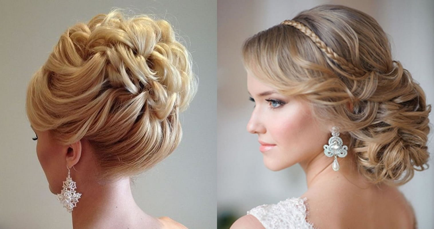 Free Updo Wedding Hairstyles 2019 Hair Color Ideas For Bride Wallpaper