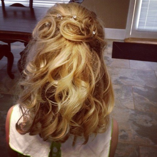 Free Beauty Pageant Hairstyles Wallpaper