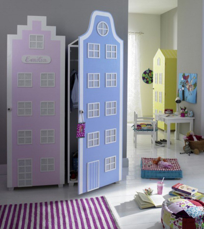 Best Wardrobe Décor For Kids – Interior Designing Ideas With Pictures