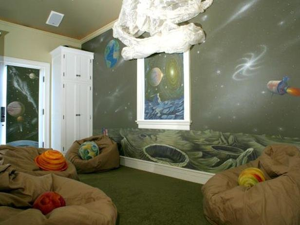 Best Outer Space Themed Bedroom The New Way Of Life – Interior Designing Ideas With Pictures