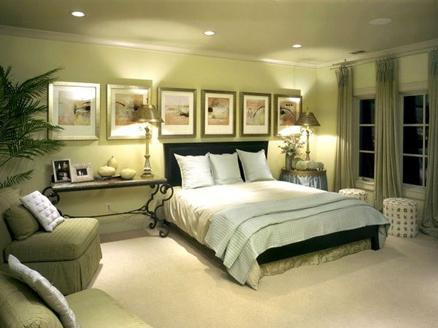 Best How To Decorate Bedroom With Green Colour – Interior With Pictures