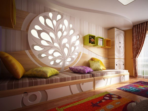 Best Rooms With Vibrant Colors – Interior Design With Pictures