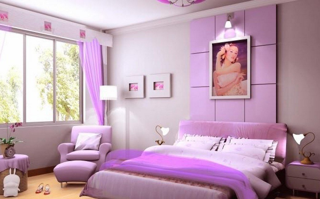 Best Single Women Bedroom Interior Ideas – Interior Design With Pictures