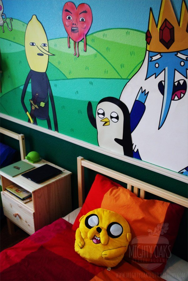 Best Awesome Adventure Time Bedroom Incredible Things With Pictures