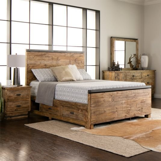 Best Century Bedroom Collection Jerome S Furniture With Pictures