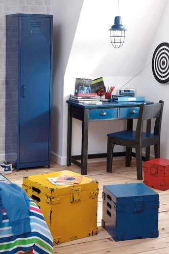 Best Locker Industrial Style Bedroom Furniture For Boys At Next Junior Hipster With Pictures