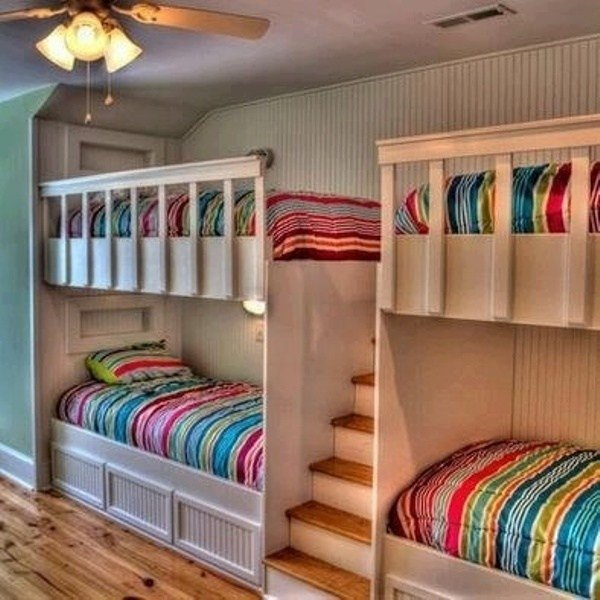 Best 15 Kids Room Design Ideas For Four Kidsomania With Pictures