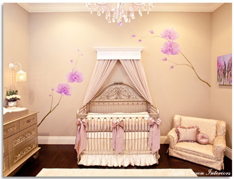 Best 13 Luxurious Nursery Bedroom Design Ideas Kidsomania With Pictures