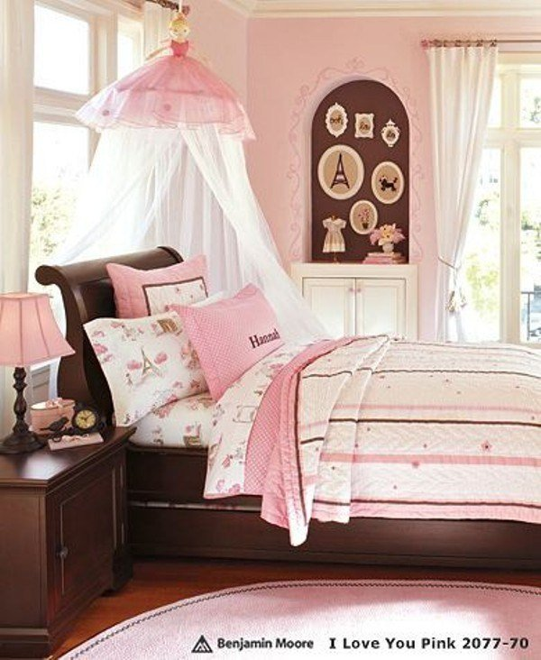 Best How To Create A Charming Girl's Room In Paris Style Kidsomania With Pictures