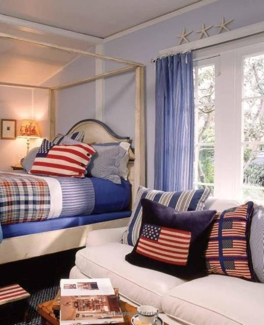 Best Patriotic Kids Rooms Red White Blue Kids Rooms Kidspace Interiors With Pictures