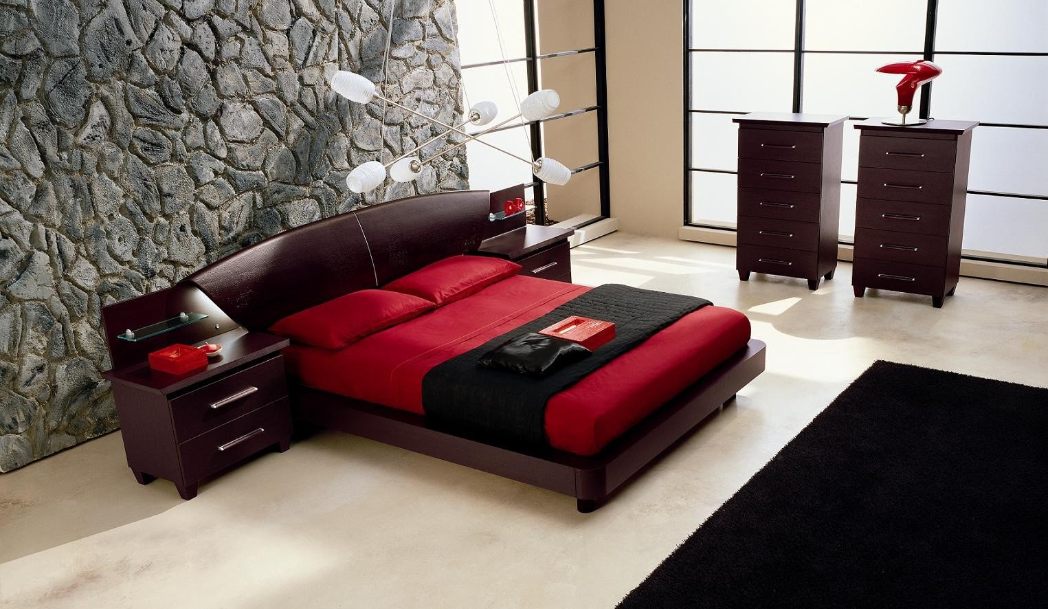 Best Modern Italian Bedroom Set With Pictures