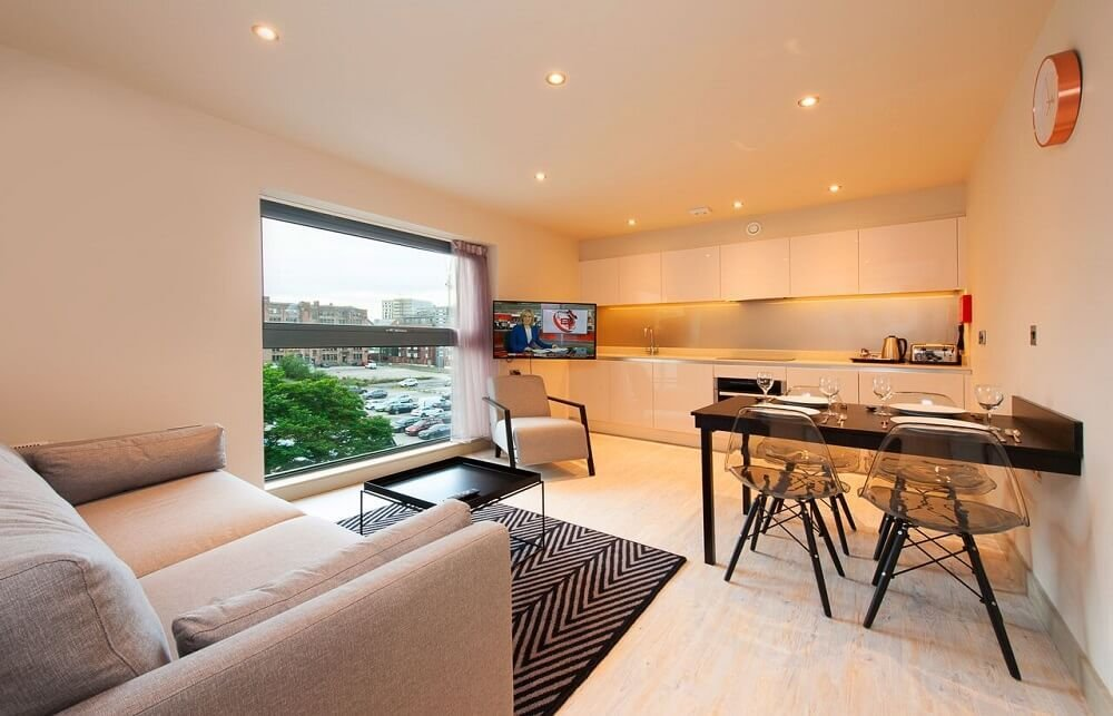 Best La Reserve Aparthotel In Manchester 1 2 3 Bedroom With Pictures