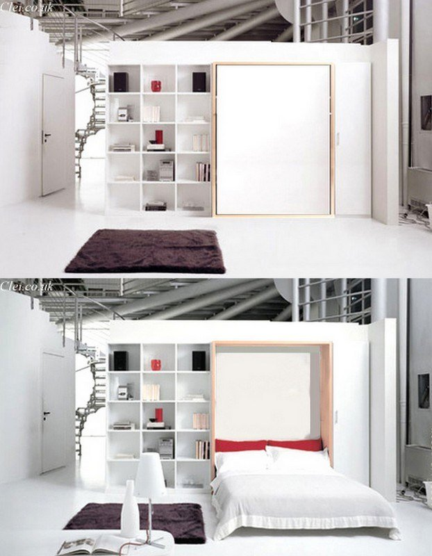 Best Creative Storage Ideas For Small Bedrooms Lipstiq Com With Pictures