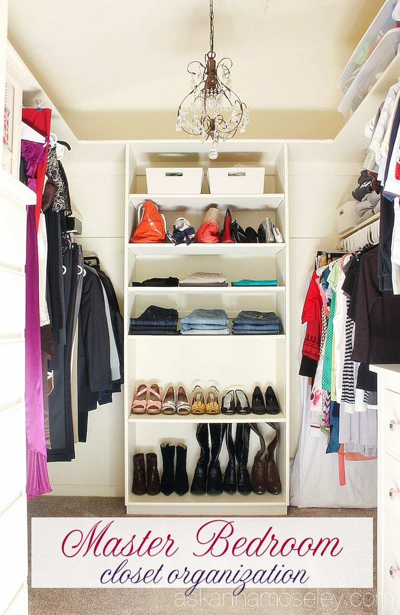 Best Master Bedroom Closet Organization Ask Anna With Pictures