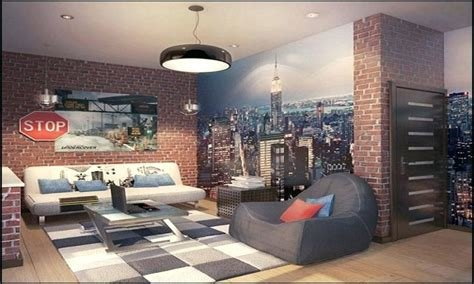 Best New York Themed Bedroom Phenomenal Decor Bringing On New With Pictures