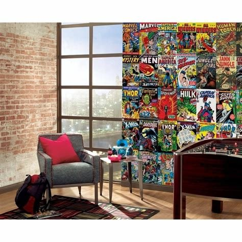 Best Comic Book Wallpaper For Bedroom And Pictures On Avengers With Pictures