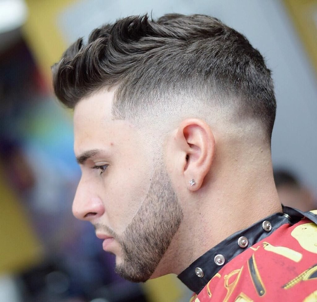 Free 40 Top Taper Fade Haircut For Men High Low And Temple Atoz Hairstyles Wallpaper