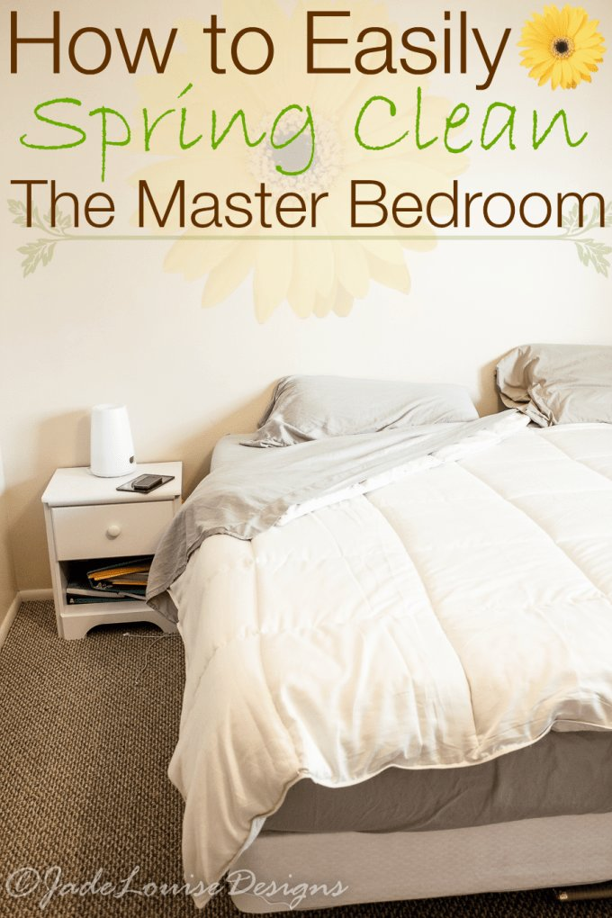 Best How To Spring Clean The Master Bedroom Nature S Sleep With Pictures