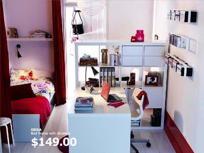 Best 2011 Ikea T**N Bedroom Furniture For Dorm Room Decorating With Pictures
