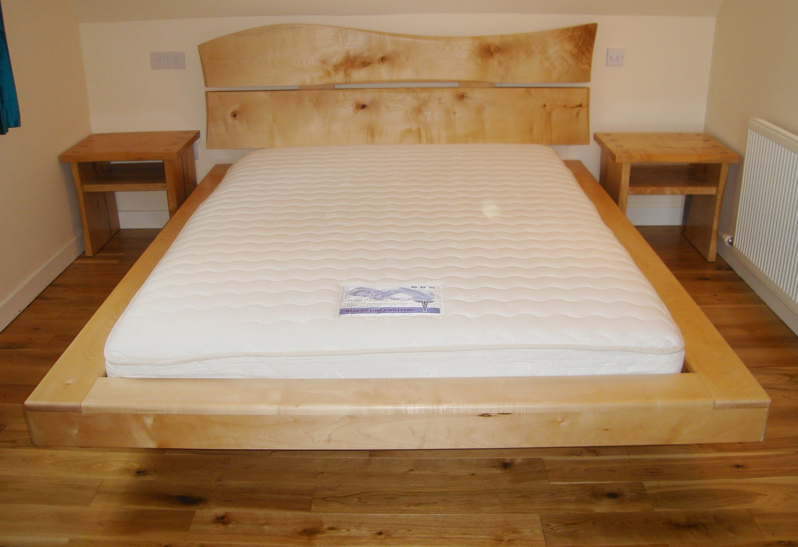 Best Bespoke Oak Beds Custom Made Extra Strong Beds Uk With Pictures