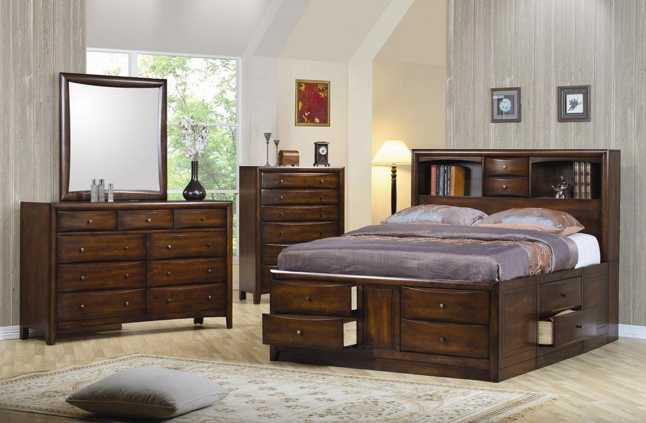 Best Adorable California King Size Bedroom Furniture Sets With Pictures