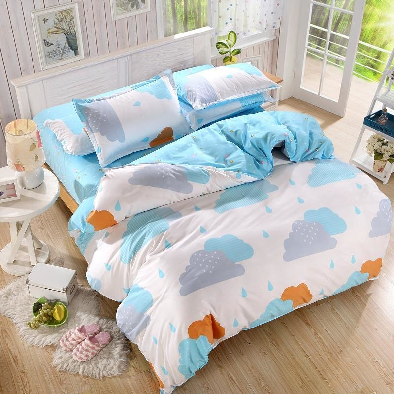 Best New Bedding Set Duvet Cover Sets Bed Sheet European Style With Pictures