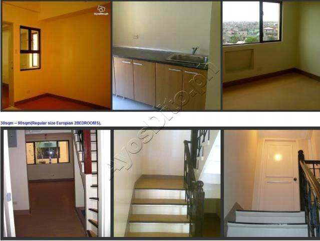 Best 40Sqm 1 Bedroom Loft Type Condo For Sale In Pasig No With Pictures