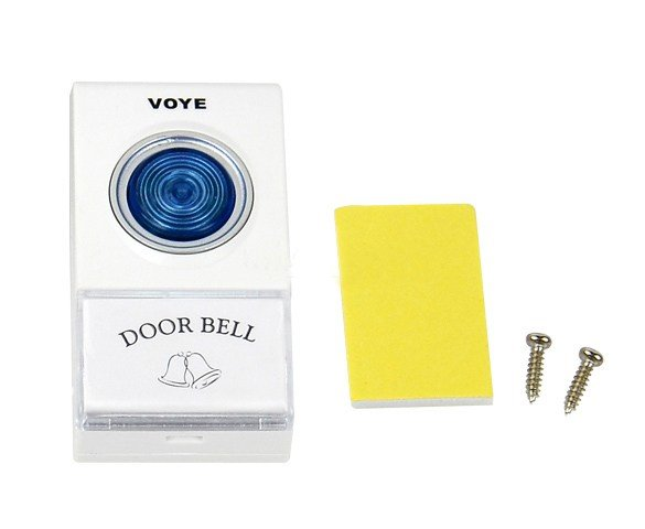 Best Plug In Led Wireless Chime Door Bell Doorbell Wireles With Pictures