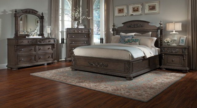 Best King Size Bedroom Sets From Woodstock Furniture Mattress With Pictures