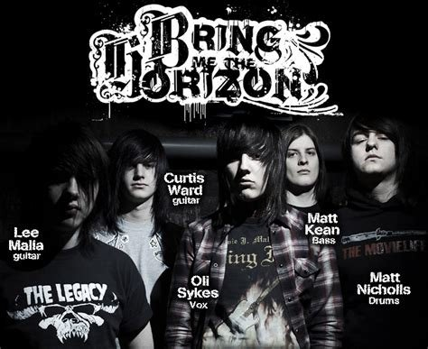 Best Henri S Blog » Bring Me The Horizon Bmth Random With Pictures
