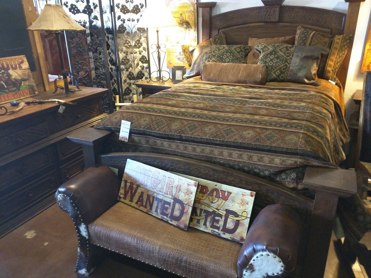 Best Western Bedroom Dining Room Furniture Country Home With Pictures