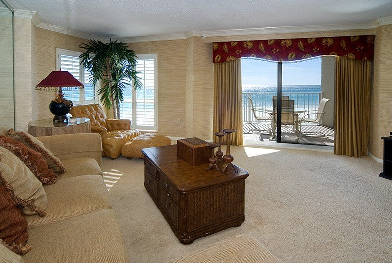 Best Destin Gulf Front Condo For Sale Inlet Reef Renovated 3 With Pictures