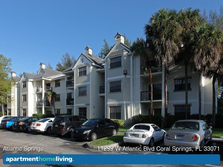 Best Atlantic Springs Apartments Coral Springs Fl Apartments With Pictures