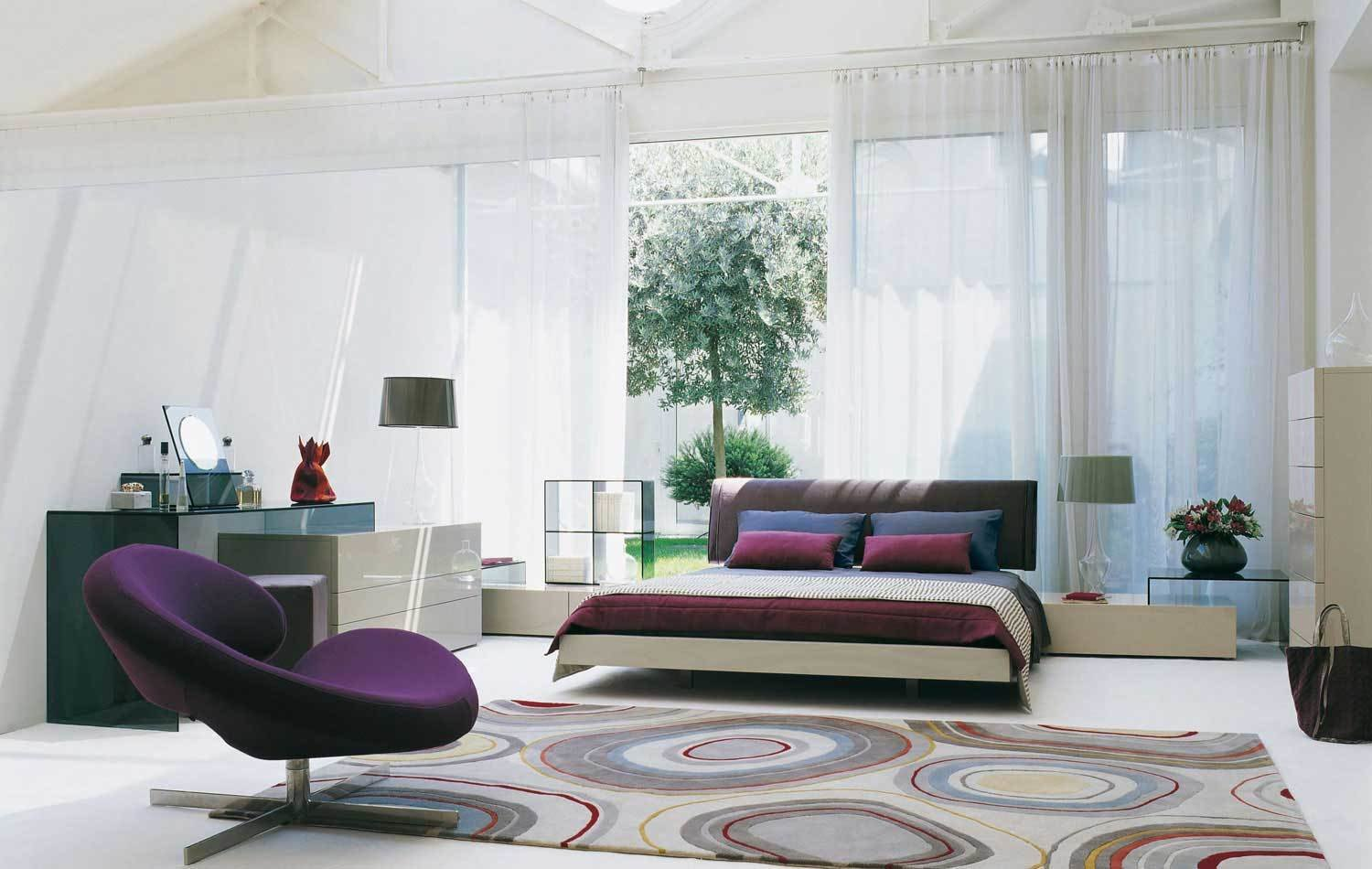 Best Bedroom Inspiration 20 Modern Beds By Roche Bobois With Pictures