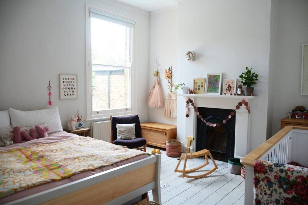 Best Ivy And Marlow's Bedroom On Apartment Therapy « Babyccino With Pictures