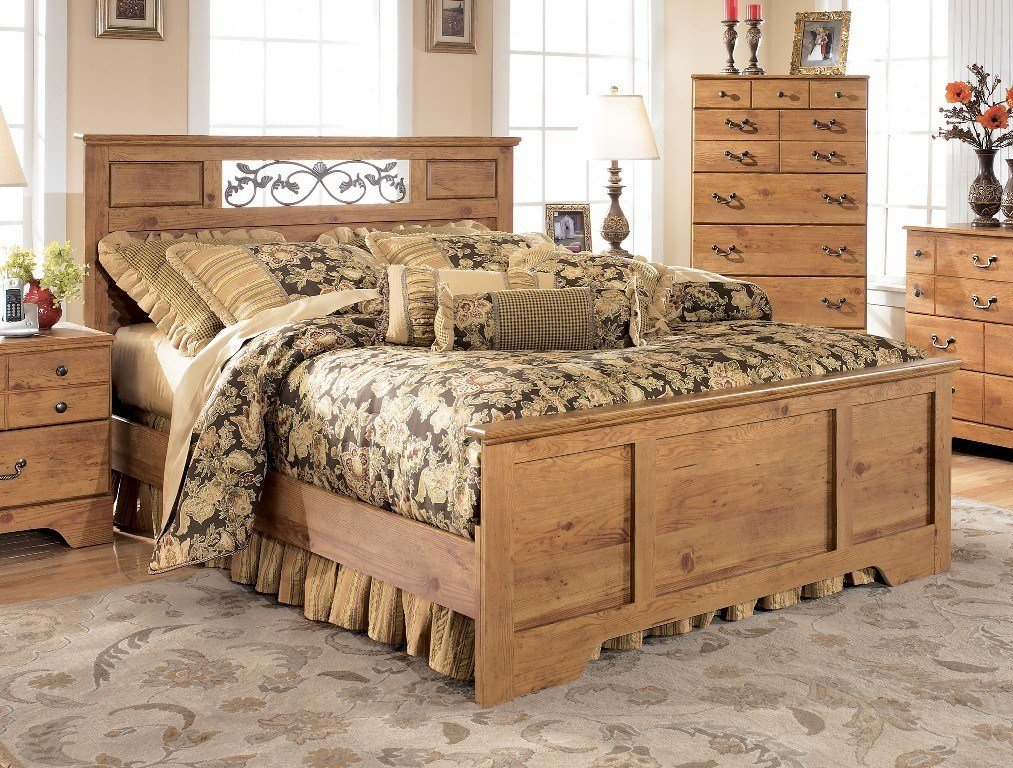 Best Ashley Furniture Bittersweet Panel Bedroom Set B219 55 With Pictures