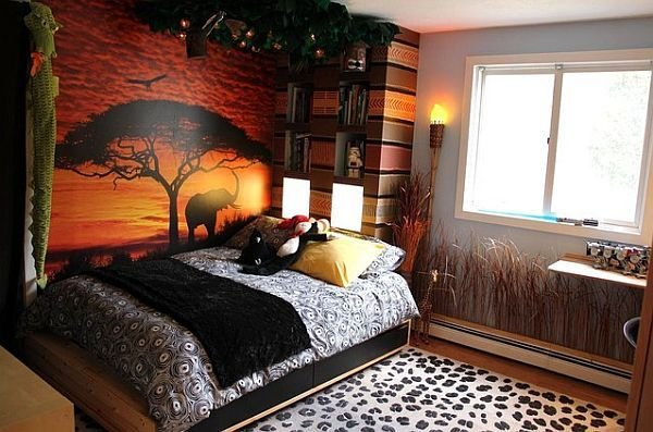 Best Decorating With A Modern Safari Theme With Pictures