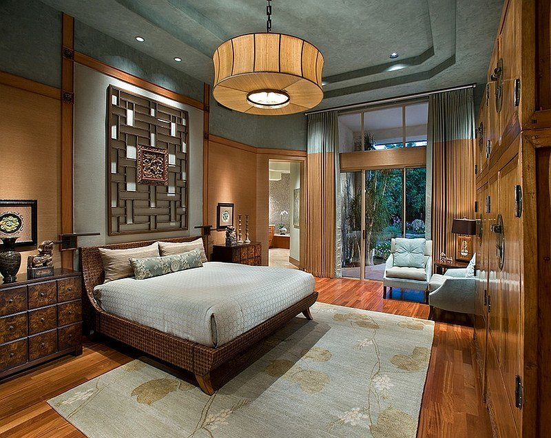 Best Asian Inspired Bedrooms Design Ideas Pictures With Pictures