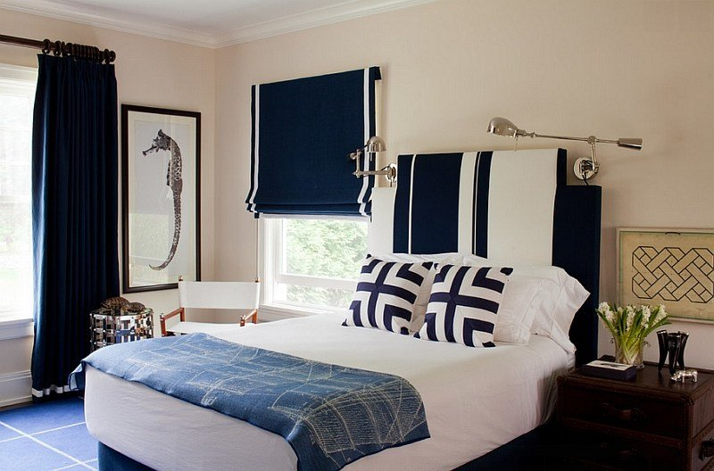 Best Blue And White Interiors Living Rooms Kitchens Bedrooms With Pictures