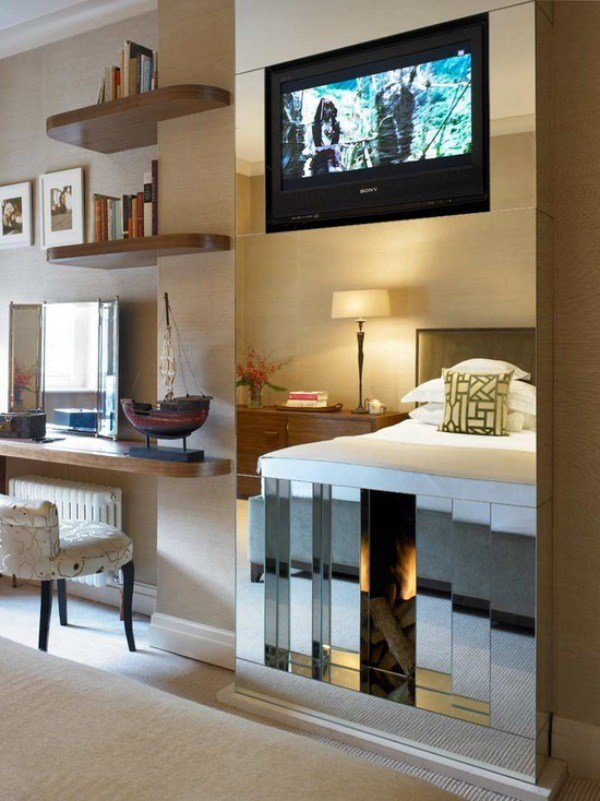 Best Space Saving Corner Shelves Design Ideas With Pictures