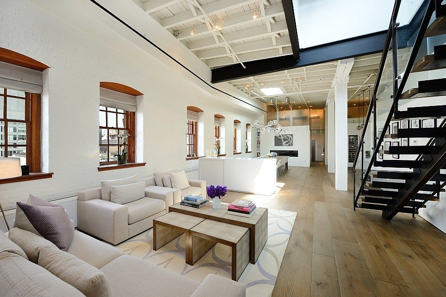 Best Posh P*Nth**S* Loft Blends Timeless Nyc Magic With Modern With Pictures