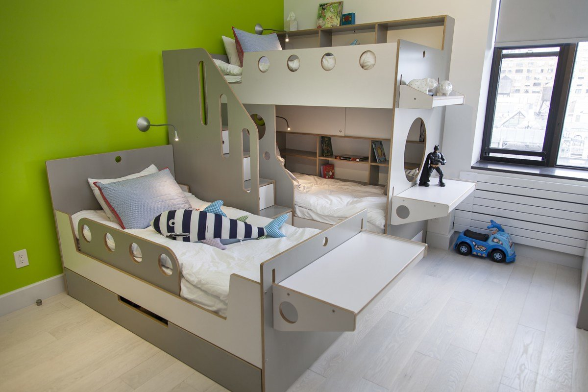 Best 8 Cool Kids Rooms Your Children Won T Mind Sharing With Pictures