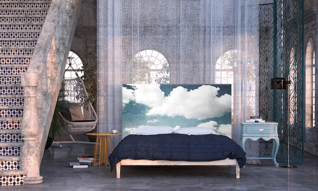Best 15 Soothing Bedrooms That Take Inspiration From The Clouds With Pictures