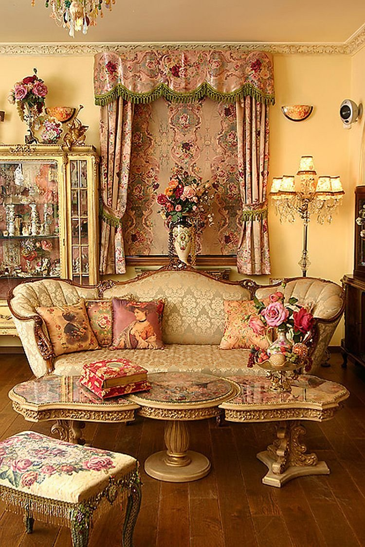 Best Feast For The Senses 25 Vivacious Victorian Living Rooms With Pictures