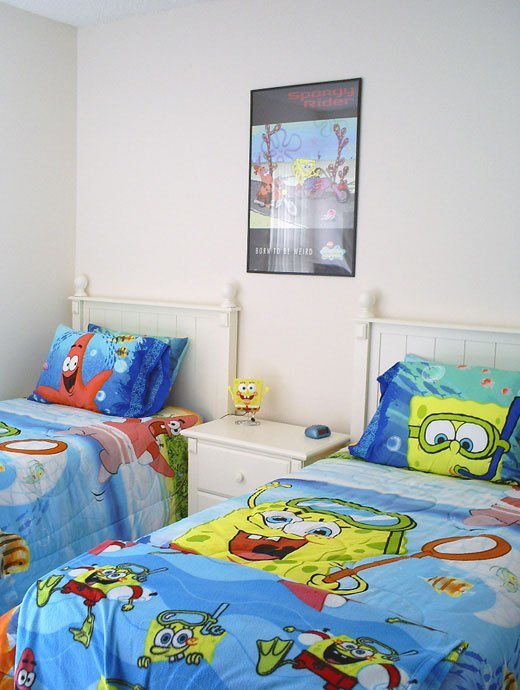 Best Kids Bedroom Décor Ideas Inspired By Spongebob Squarepants With Pictures