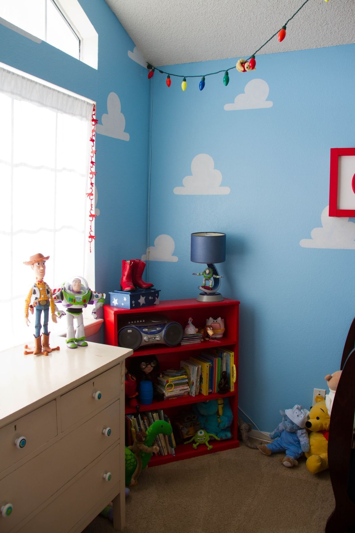 Best Toy Story Themed Kids Room Design And Décor Options With Pictures
