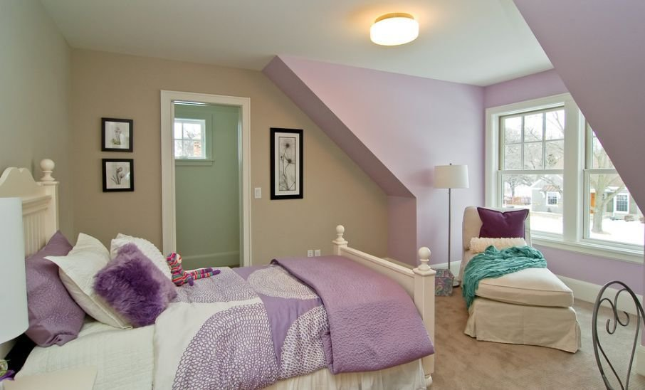 Best How To Separate Zones Sharing The Same Floor Space Using Paint With Pictures