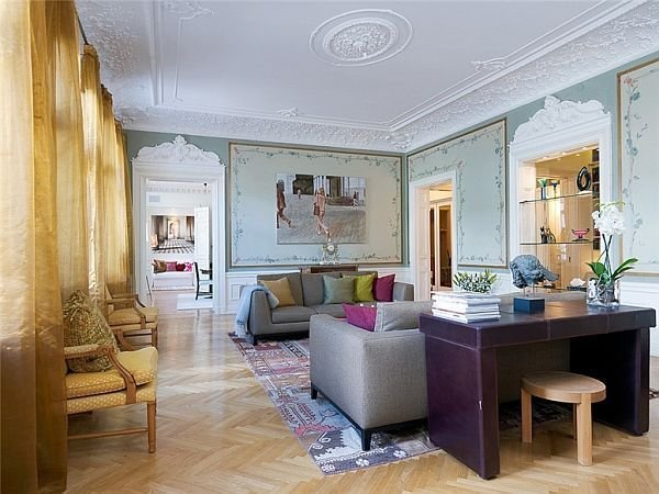 Best 3 Bedroom Apartment With A Classical Interior Design In Sweden With Pictures