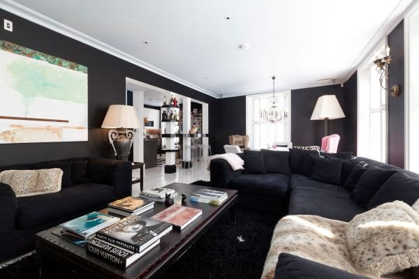 Best Two Bedroom Apartment With Luxurious Living Interior Design With Pictures